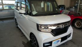 【エシュロン】HONDA N-BOX CUSTOM